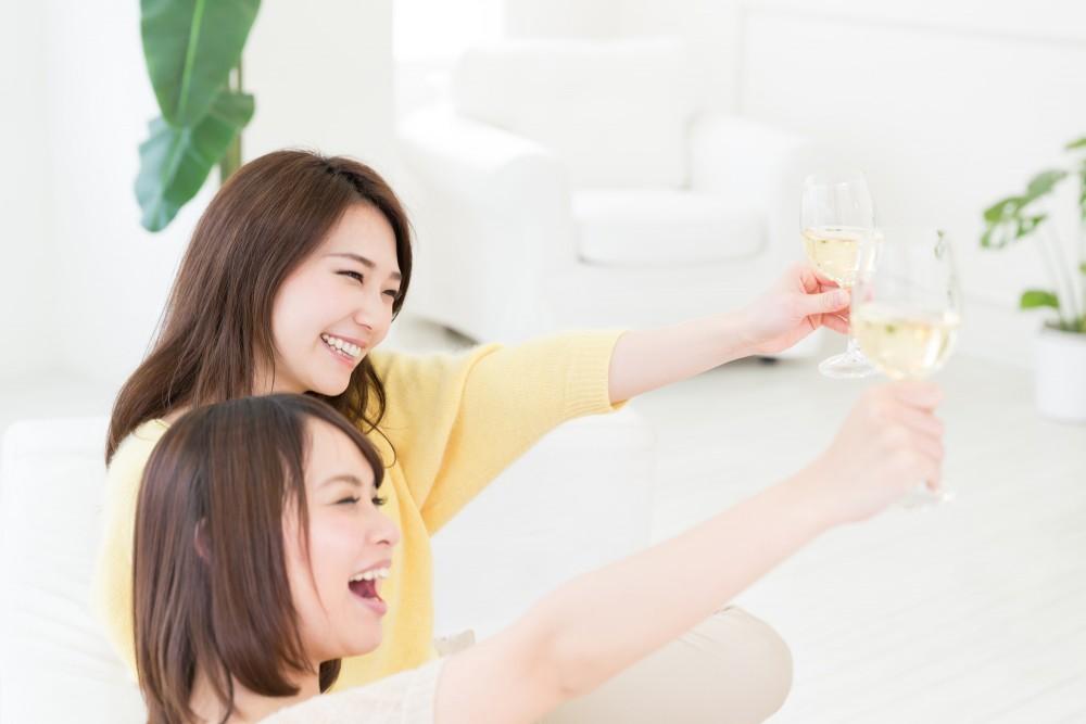 飲酒でうつ病を予防できる?1日1杯のワインが発症リスクを30%減!