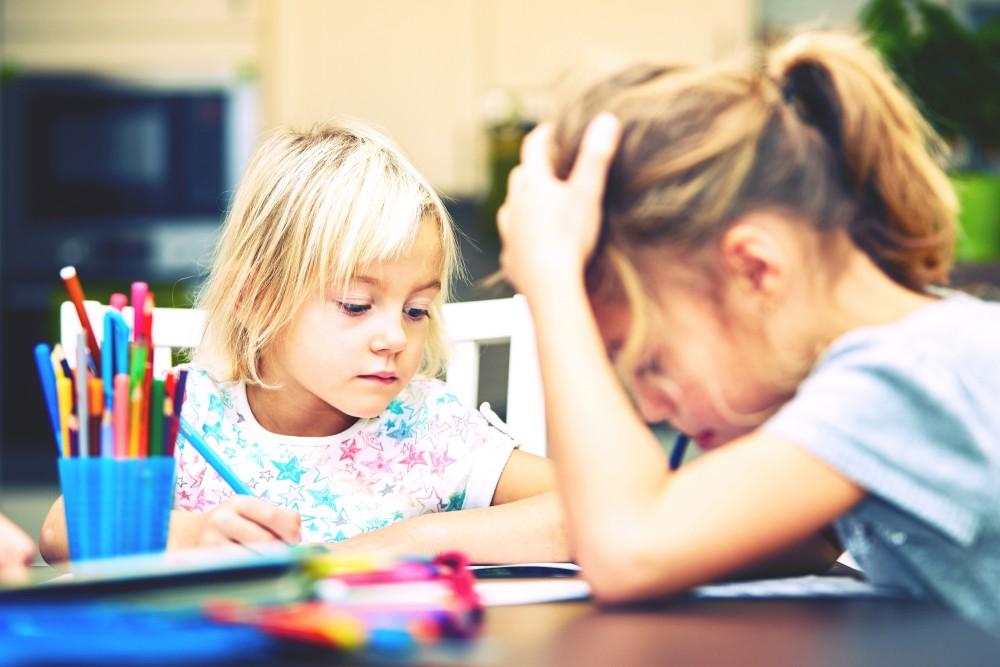 自閉症とサイン