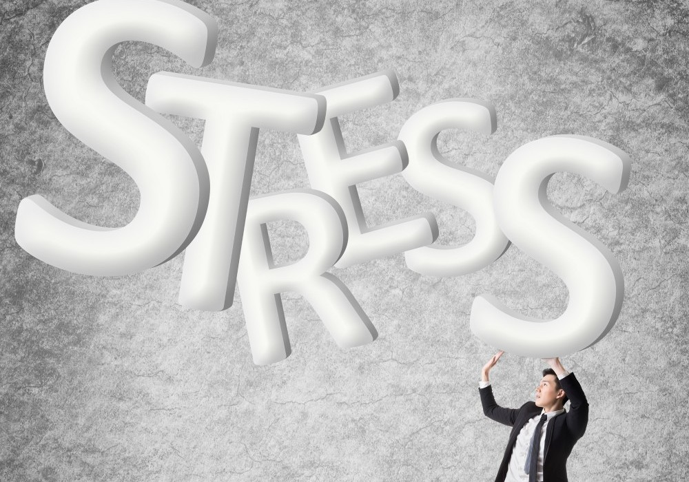 ストレスの感じやすさ