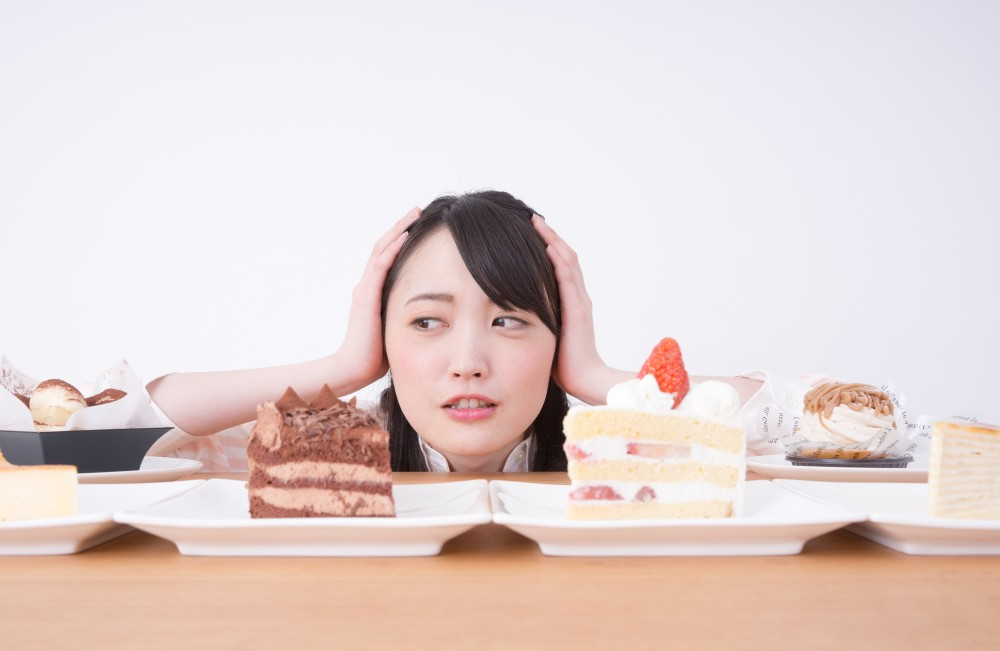 食生活とストレス