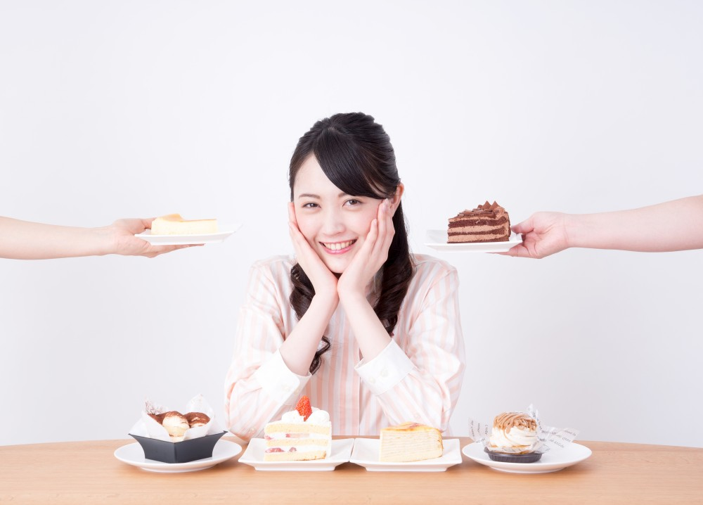拒食症と過食症