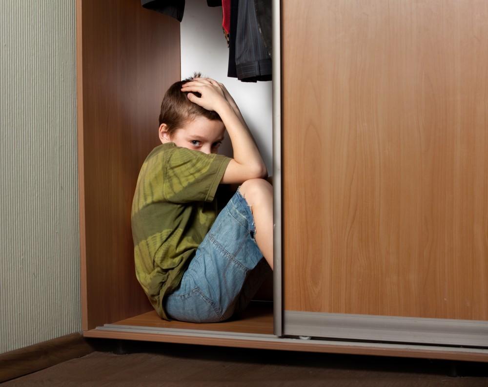 子どものストレスの原因