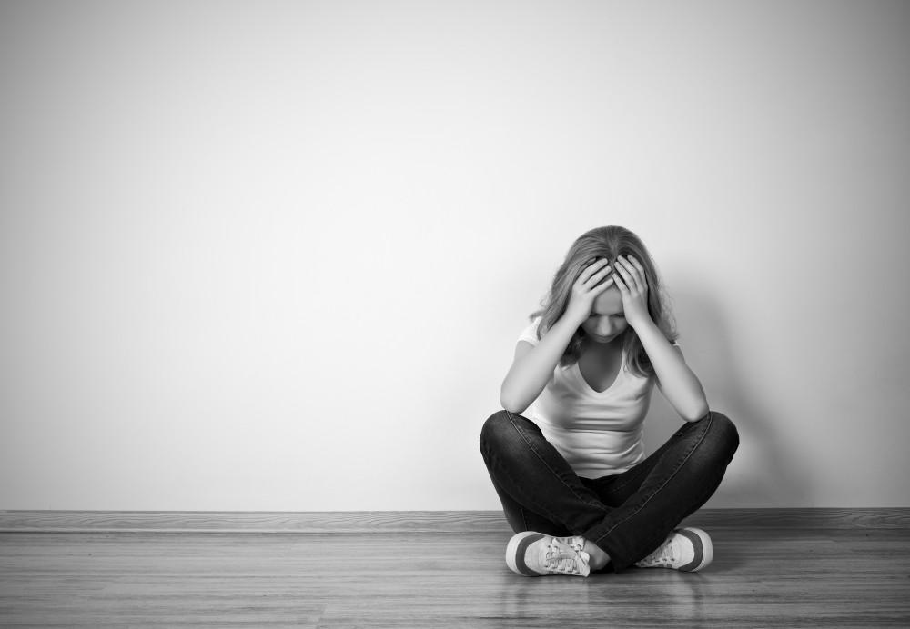 不安障害ってどんな病気?4つの代表的な症状