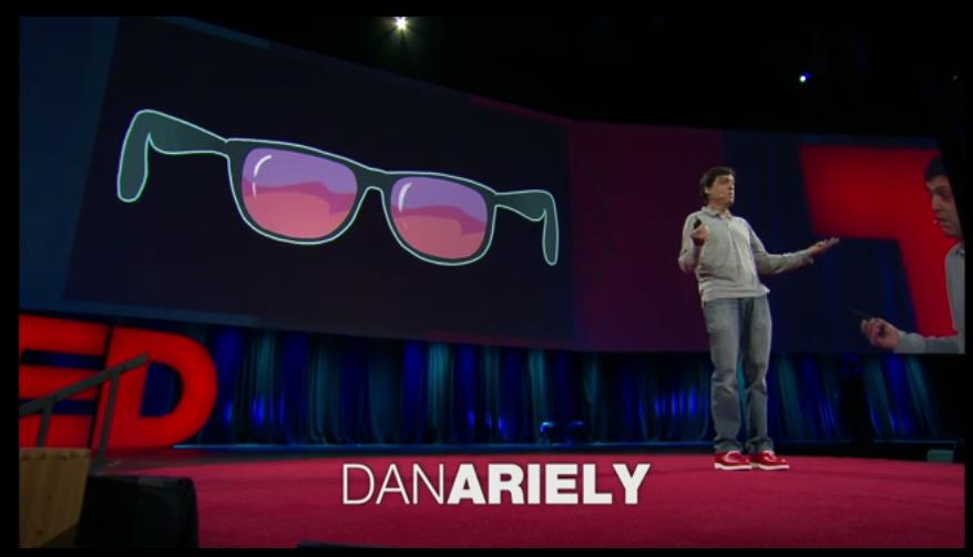 行動経済学者ダン・アリエリーの最新TEDトーク(日本語訳)「あなたはこの世界がどれだけ平等になってほしいと思いますか?」